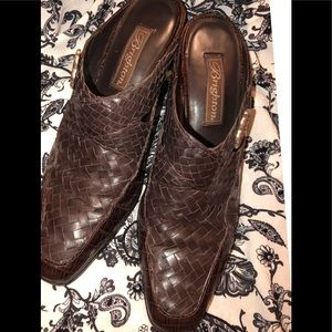 Brighton Mules in excellent condition size 7M